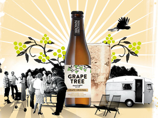 Brown Brothers – Grape Tree