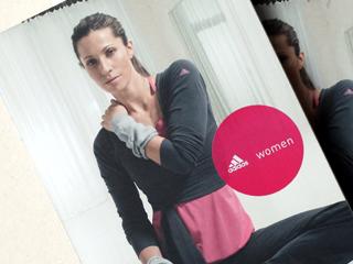 adidas Womens Lookbook